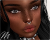 ☾ New ebony+freckles