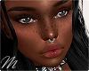 ☾ New ebony+freckles