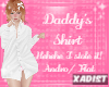 I Stole Daddy's Shirt 02