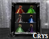 Crys Gown Sign