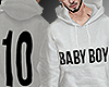 B| Baby boy