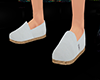 Tom's male white shoes