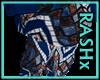 [Rx] African Pants Blue