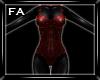 (FA)SparkleAngelFit Red3