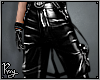 Leather Pants+Boots