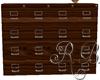 Wood file Drawers
