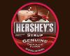 Hershey Syrup Bottle