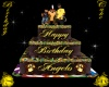 Angelo's Birthday Cake