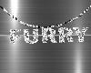 L! Furry Necklace F
