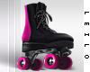 ! L! Brooke RollerSkates