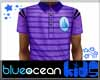 Kid Purple Polo