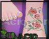 Rose Tattoo Feet
