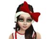 Big Red Bow (cupcake)