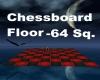 Chessboard Floor-64Sq.