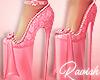 Valentine Pink Platforms