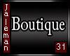 Boutique Room