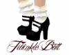 Cute Heels Black