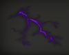 Purple Lightning Animate