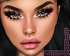 !N 9 Mesh+Lashes+Brows+E