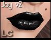 LC Joy v2 Glossy Black