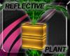 Reflective Plant 2