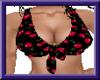 JK! Cherry Tie Top