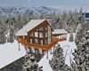 4 Bed Chalet Snow