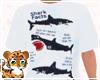 👑 Kids Shark Tshirt