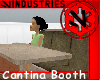 Empire Cantina Booth