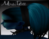 Wicked Lilith Hair Teal