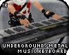 !K Underground Keyboard