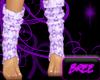 Purple Star Socks