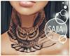 S! Neck  Tatto Owl