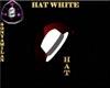 [SM] HAT WHITE