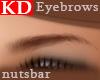 ((n) KD dark brown 1