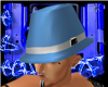 Chuco Hat Baby Blue