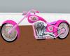 Pink Rose Bike