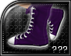 m.. HighTop Purple