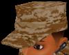 Patrol Cap Tan Camo