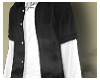 black trenches shirt (W)