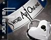 -V- Sword Art Collar