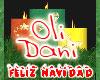 Oli y Dani Feliz Navidad