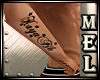 [MEL] KayaFile Tattoo M
