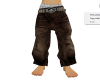 Baggy Brown Pants