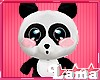 """ Animated Panda pet"