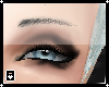 lSl Narrow Eyebrows