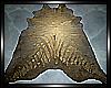 :P: CASTLE GOLD SKIN RUG