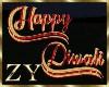 ZY: Happy Diwali w/Light