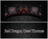 Red Dragon Crest Thrones