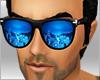 RAYBAN BLUE GLASSES M